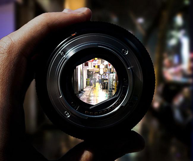 Robienie zdjęcia